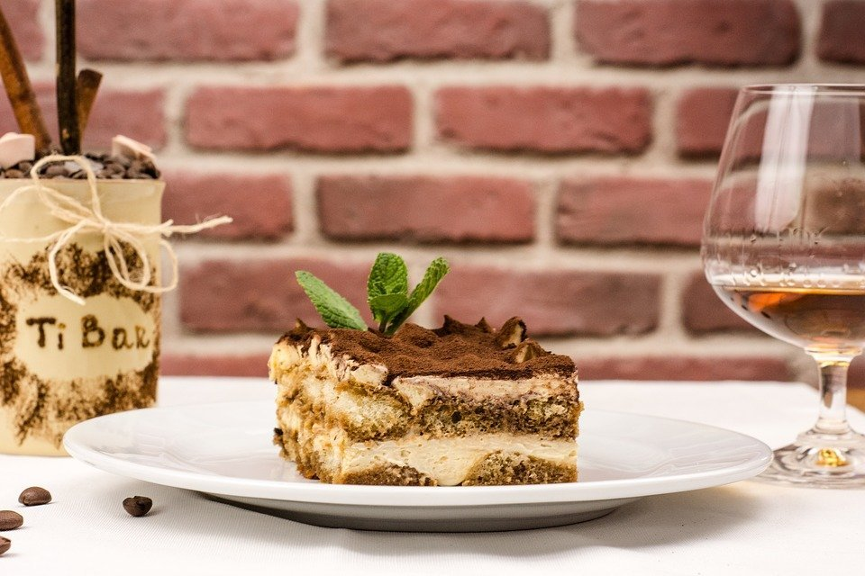 Le tiramisu, un dessert définitivement italien.